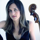 Julie Albers, cello & Orion Weiss, piano