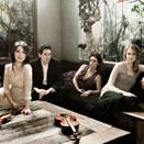 Daedalus String Quartet with Wilhelmina Smith and Linda Kelsey